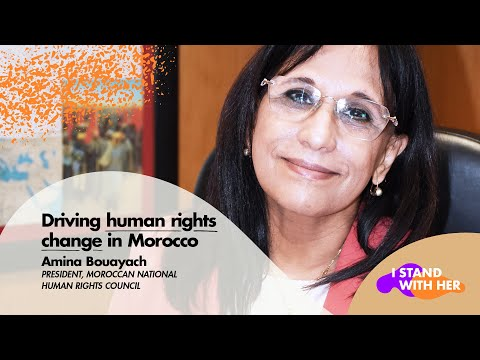 Driving human rights change in Morocco