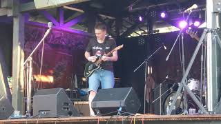Video Dillon Werry Band - The Son is Rising @ Bernfest