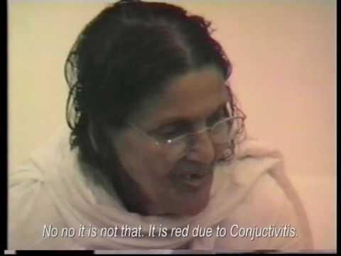 Sri Ma Anandamayi talks at Bhimpura and then at Morvi - English sub-titles