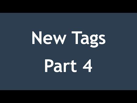 تعلم HTML5 القائمة #1 الفديو #11