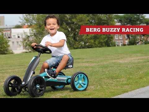 Berg Buzzy Racing skelter