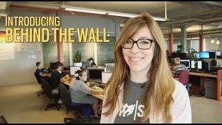annuncio Vid doc Behind the Wall