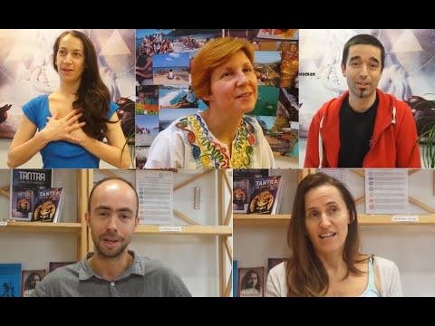 Tantra Massage Therapist Training - TESTIMONIAL - YouTube