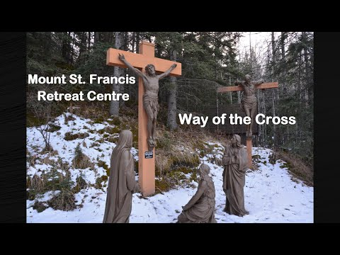 The Way of the Cross, with Brother Michael Perras