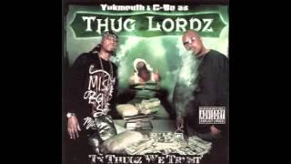 C-Bo - He Ain't A Thug feat Silverback Guerillaz - Thug Lordz  In Thugz We Trust - [Yukmouth & C-Bo]