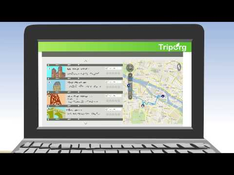 Video of Triporg: Travel City Guides