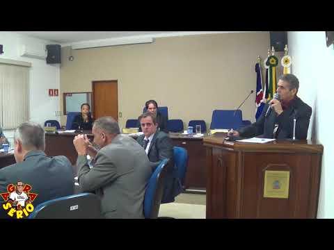 Vereador Irineu Machado Detona o Fiscal do Povo Wagnew na Tribuna da Câmara