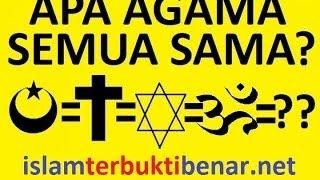 Samakah Semua Agama  HjIrena Handono