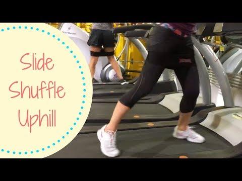 Slide Shuffle Uphill