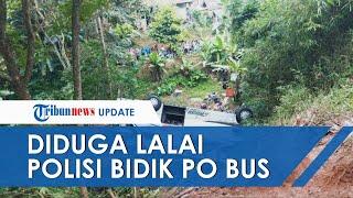 Babak Baru Kecelakaan Bus Maut di Tanjakan Sumedang, Bos PO Bisa Jadi Tersangka Jika Terbukti Lalai