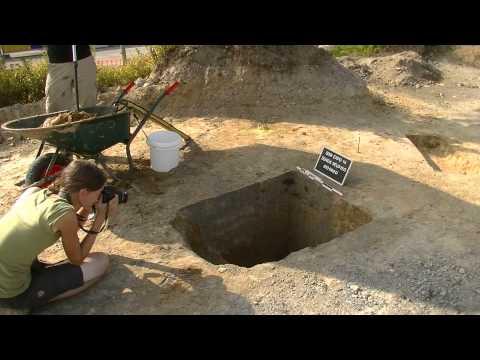 Een dag in het leven van een junior archeoloog