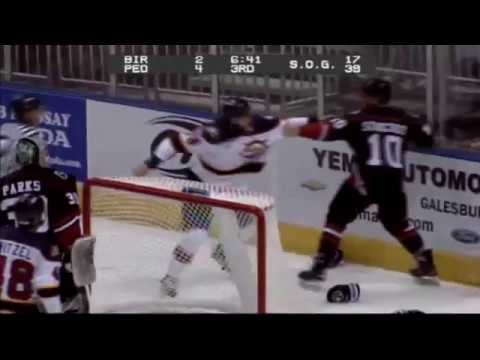 Craig Simchuk vs Nicholas Miglio