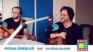 """Premiéra """"Kdo má se teď líp"""" na rádiu Blaník"""