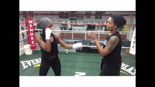 Boxing For Actresses