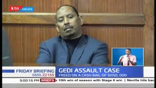 Wajir East MP, Rashid Kassim charged with assault arraigned today