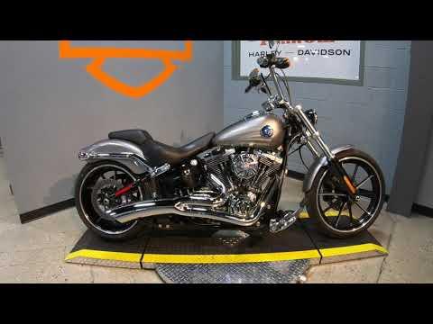 2016 Harley-Davidson Breakout FXSB 103
