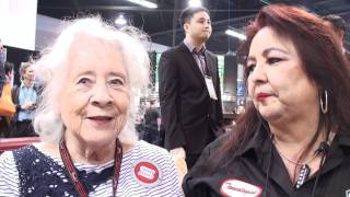Maricela Juarez Interviews Abigail Ybarra