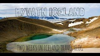 Myvatn Iceland - Namafjall Hverir, Dimmuborgir, Krafla, Grjotagja Cave