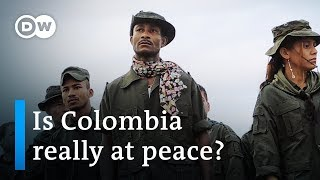 Colombia: The Long Road To Peace After The Civil War | DW Documentary