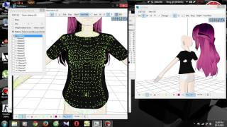 How to make MMD Model