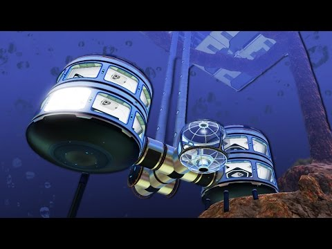 Underwater apartments - Subnautica #7