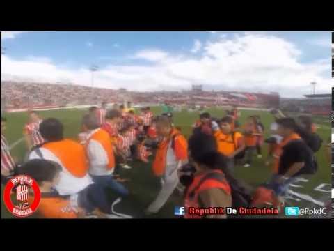 """""""RpkdC - DRONE -  LA HINCHADA DE SAN MARTIN DE TUCUMAN"""" Barra: La Banda del Camion • Club: San Martín de Tucumán"""