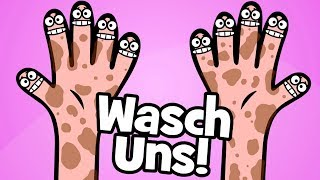 Kinderlied Hände waschen