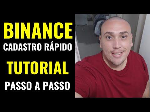 Binance: Como Cadastrar Na Binance Rpido e Fcil [TUTORIAL PASSO A PASSO COMPLETO]