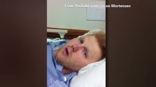 Man after surgery: 'You're my wife?'