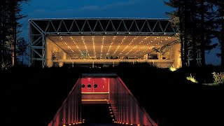 Norman Foster interview: Sainsbury Centre had crisis moments | Architecture | Dezeen