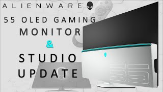YouTube Video xO8RsAmK3bQ for Product Dell Alienware AW5520QF OLED Gaming Monitor by Company Dell in Industry Monitors