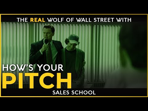 How's Your Pitch   Free Sales Training Program   Sales School ...