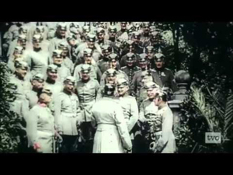 Apocalypse (2014): colorized footage of WWI and directed by François Arnaud for the centennial. There are 6 chronological episodes that depict the war on both sides.