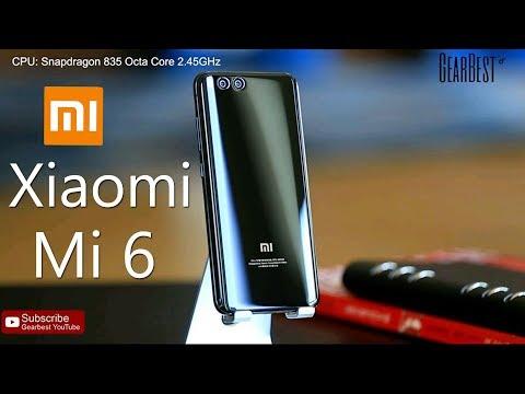 ★【Black Friday】Xiaomi Mi 6 International Version - Gearbest.com