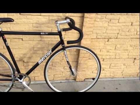Mercier Kilo TT Fixed Gear Track bike