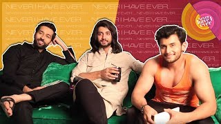 Never Have I Ever with the handsome Ishqbaaz brothers