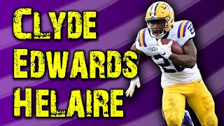 Clyde Edwards-Helaire is the most underrated running back in the draft