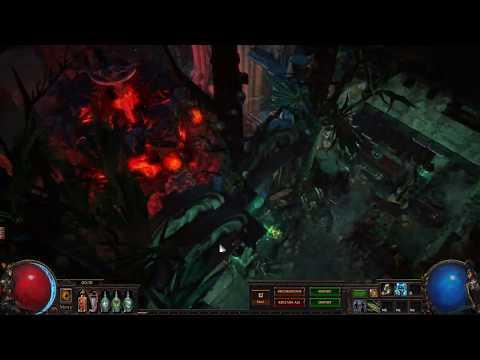 Path of Exile | Kaom's Mine Hideout Showcase - смотреть онлайн на