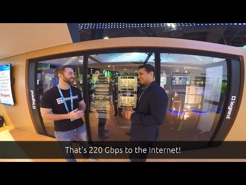 Inside the Cisco Live 2017 Network Operations Center - YouTube