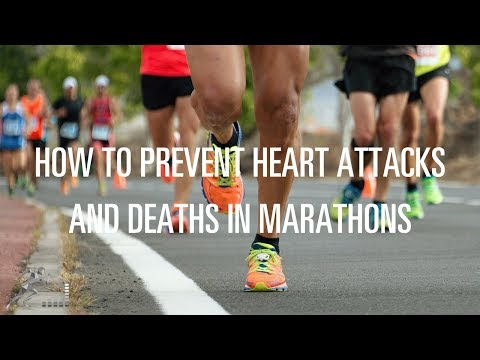 How to prevent heart attacks and deaths in marathons