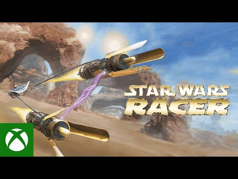 Trailer de lancement sur Xbox de Star Wars Episode I: Racer