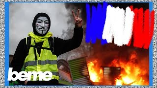 What's behind France's Yellow Vest movement? – 15 jan. 2019