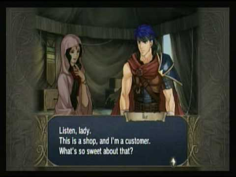 radiant dawn the lost supports ike x micaiah rank c