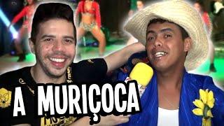 A MURIÇOCA SOCA - O Rei da Cacimbinha Entrevista