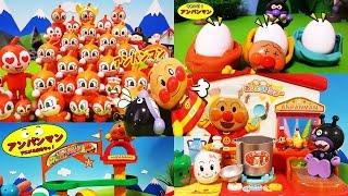 アンパンマン アニメ❤おもちゃ 人気動画まとめ連続エピソード6 Toy Kids トイキッズ Animation Anpanman