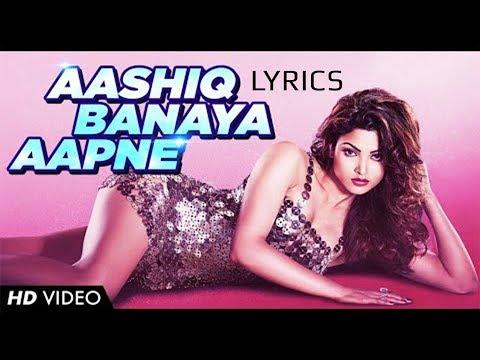 Download Aashiq Banaya Aapne LYRICS - Hate Story IV | Neha Kakkar, Himesh Reshammiya HD Mp4 3GP Video and MP3