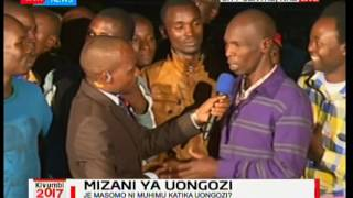 Kivumbi 2017: Voter explains why he will chose a leader on tribal lines