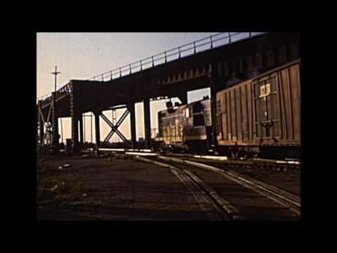 Kansas City Trains 1970s