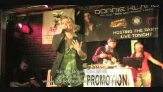 Meg Performing @ Spring Break Out 2010 with Donnie Klang