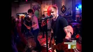 Boys Like Girls - Love Drunk (Live Mtv @Alexa Chung)